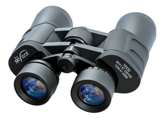 Binóculo Skylife 16x50 High Definition Spy Hunter 1º Linha