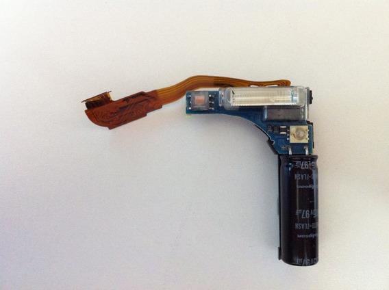 Circuito Do Flash Sony Dsc-w30, W35, W50, W55