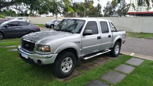 Ford Ranger 2008 3.0 Xls Cab. Dupla 4x4 4p