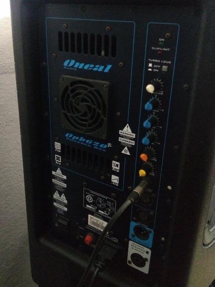 Caixa Amplificada Oneal Opb 620