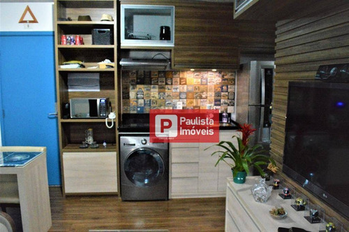Apartamento À Venda, 32 M² Por R$ 380.000,00 - Alto Da Boa Vista - São Paulo/sp - Ap26279