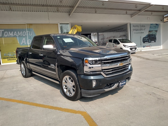 Chevrolet Cheyenne Crew Cab Hig Country 2018