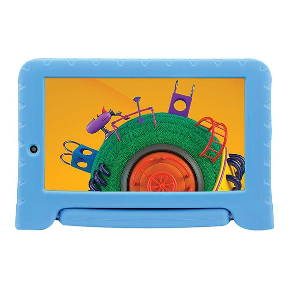 Tablet Multilaser Discovery Kids 8gb Tela 7 Quad Core Nb290