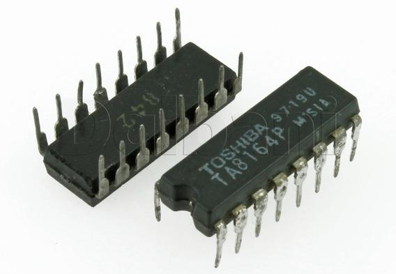 Circuito Integradota8164p Sintonizador Para Radio Am / Fm.