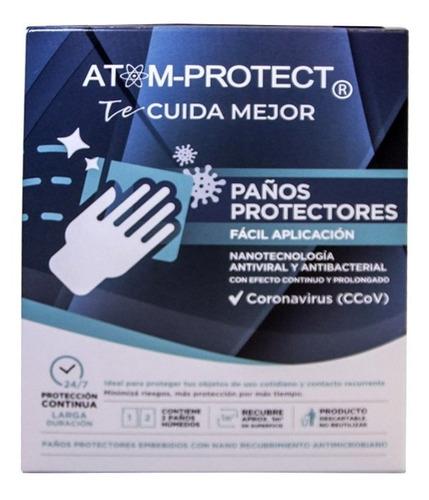 Paños Protectores Atom Protect