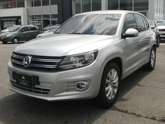 Volkswagen Tiguan Trendline Automática Sec 2015 2.0 Awd 378