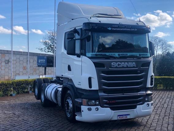 Scania R 440 A 6x2