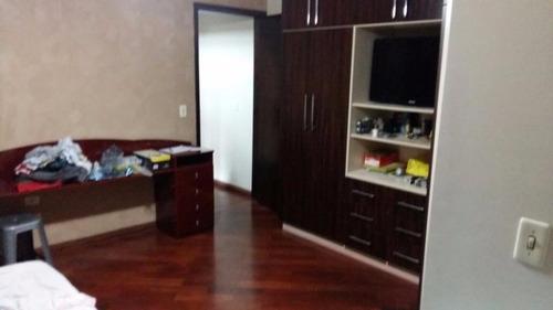 Sobrado Com 4 Dormitórios À Venda, 260 M² Por R$ 860.000,00 - Vila Alto De Santo André - Santo André/sp - So0839