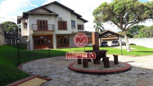 Imagem 1 de 25 de Chácara Com 3 Dormitórios À Venda, 2677 M² Por R$ 2.300.000,00 - Jardim Itapoã - Limeira/sp - Ch0112