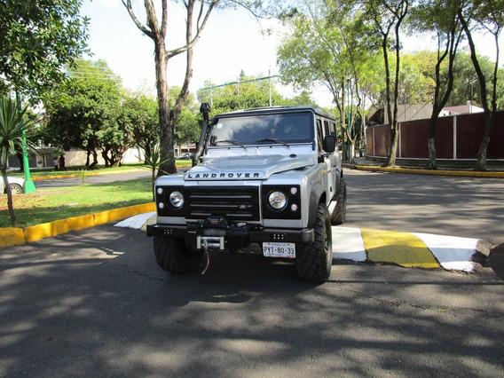 Land Rover Defender 2013 Con 10 Mil Km Nueva Blidaje 3 Plus