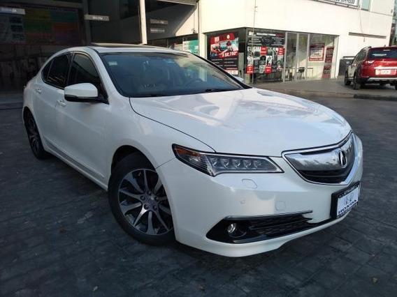 Acura Tlx Tech