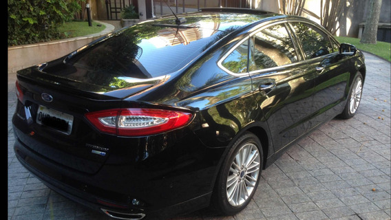 Ford Fusion Titanium Awd 2014, Impecável, 40 Mil Km, Troco