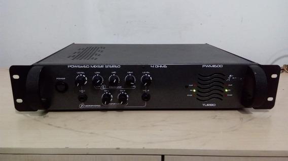Ampli Mixer Ncr 1600 - Pwm