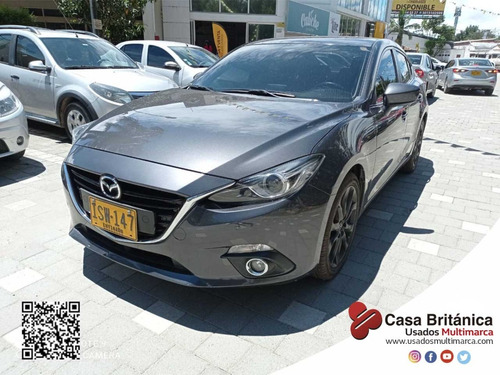 Mazda 3 Grand Touring Automatico 4x2 Gasolina