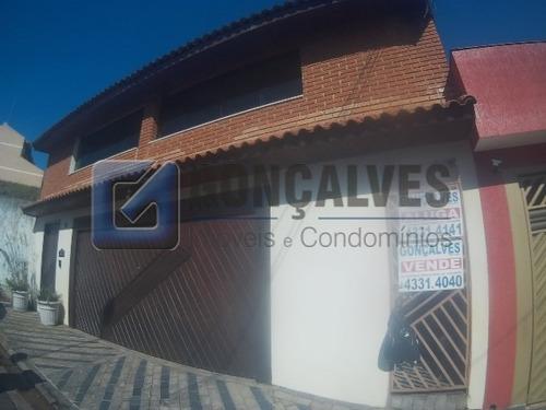 Venda Sobrado Sao Bernardo Do Campo Vila Jerusalem Ref: 1363 - 1033-1-136370