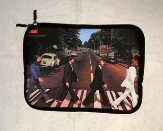 Funda Tablet The Beatles (19 X 26 Cm) Neoprene