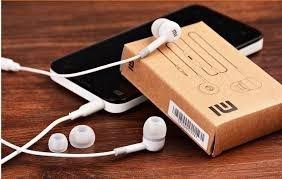 Fone De Ouvido Xiaomi Pistão 2 Controle Remoto E Microfone