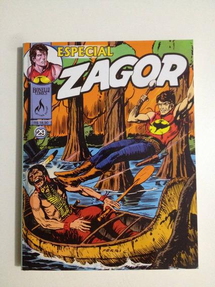 Zagor Especial Ns. 29 E 31 (kit Com 2 Revistas)