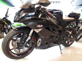 Kawasaki Ninja Zx6 2011 Impecavel - Juliana