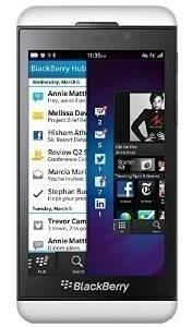 Blackberry Z10 16gb Blanco Wifi Con Pantalla Táctil Gsm Desb