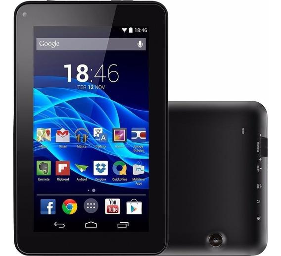 Tablet M7s Lite 8gb Preto Nb296 Novo Lacrado
