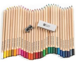 Juego 30 Lapices De Colores De Calidad Suprema Studio Series