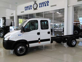 Plan Iveco 100% Financiado Daily Chasis Y Furgon