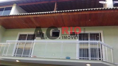 Casa De Rua-à Venda-vila Valqueire-rio De Janeiro - Agv73592