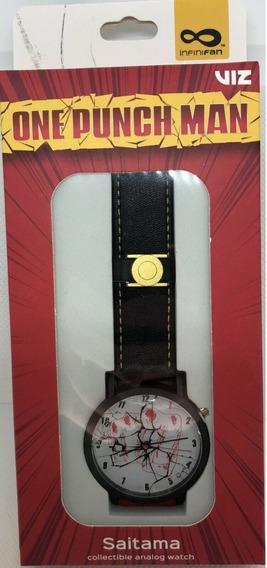 Reloj Anime One Punch Man Saitama Seinen Original Hottopic