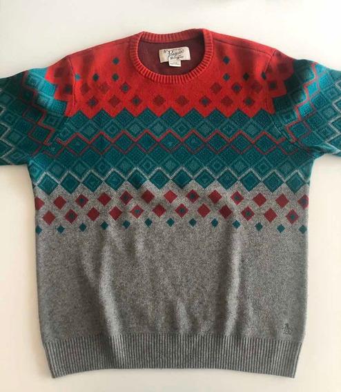 Sweater Penguin Importado Como Nuevo