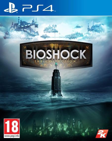 Bioshock Ps4 Original**1