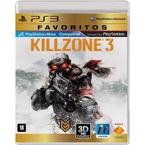 Killzone 3 Ps3 Mídia Física Semi Novo