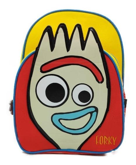 Mochila Forky Woody Buzz Toy Story 4 Jardin 12 Titanweb