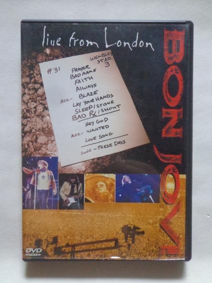 Bon Jovi - Live From London (dvd)