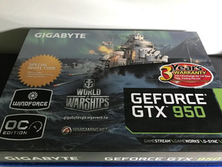 Gtx 950 Oc Edition Corre Todo Gta Fortnite Dota +++