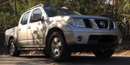 Imagem 1 de 15 de Nissan Frontier 2011 2.5 Strike Cab. Dupla 4x2 4p