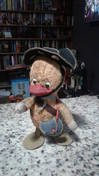 Pato Cangaceiro Pelucia Antigo