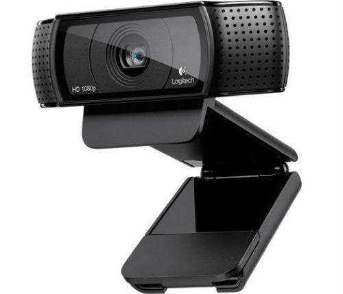 Imagen 1 de 3 de Cámara Web Hd Logitech Pro C920 Video Full Hd 1080p