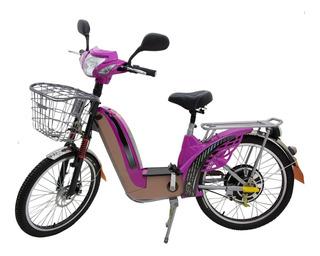 Bicicleta Elétrica Motorizada Eco Bikes
