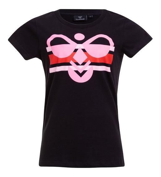 Camiseta Feminina Hml Color Full