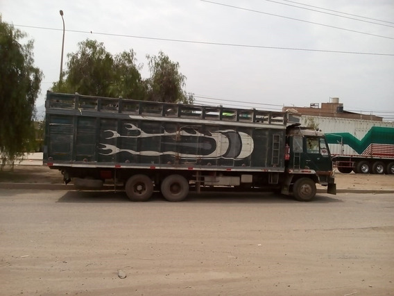 Camion Doble Eje Hyundai