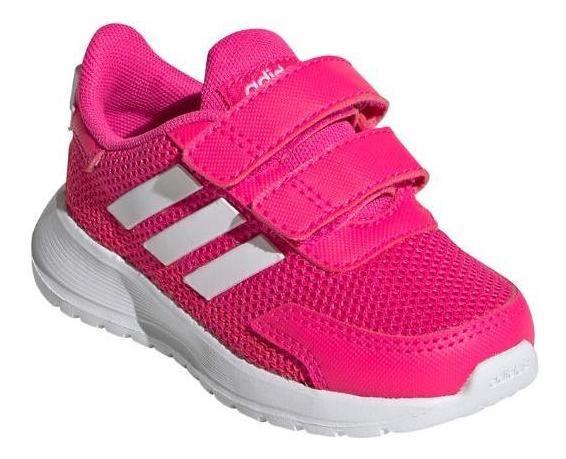 Zapatillas adidas Tensaur Run Nena Running Rosa