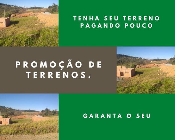 Promoção De Terrenos Em Mairinque - Sp