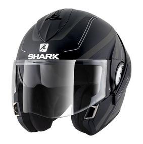Capacete Shark Evoline Serie 3 Hyrium Matt Kaw