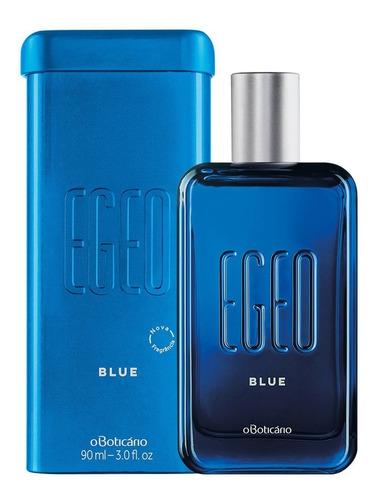 Imagem 1 de 6 de Egeo Desodorante Colônia Blue 90ml