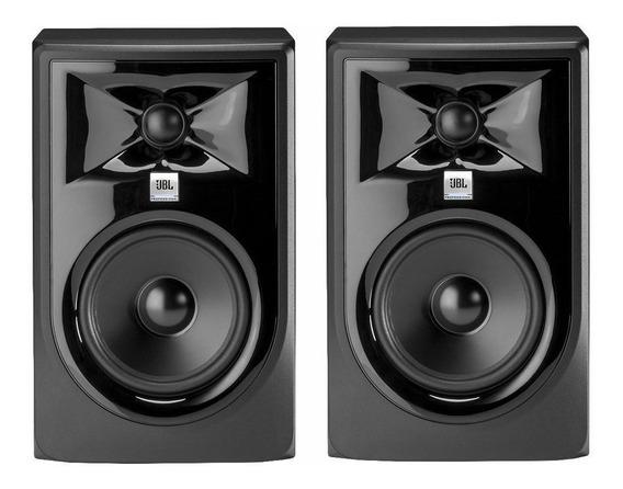 Jbl Lsr 305p Mkii Monitores De Áudio Ativos . Loja . Nfe !