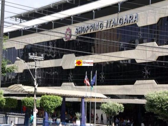 5 Lojas Para Venda Itaigara, Salvador (shopping Itaigara ) 5 Salas 335,00 Construída, 335,00 Útil, 335,00 Total Venda: 1.100.000,00 , Condomínio R$ 16.850,00 - Tbm846 - 4414906