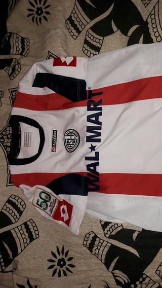 Camiseta San Lorenzo 2008 Utileria