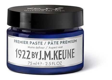 Pasta Modeladora De Cabelo Premier Paste Keune 75ml