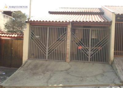 Casa Residencial À Venda, Jardim Primavera, Indaiatuba - Ca4528. - Ca4528